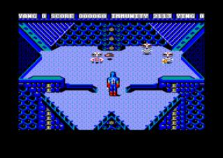 Captain America Defies the Doom Tube!