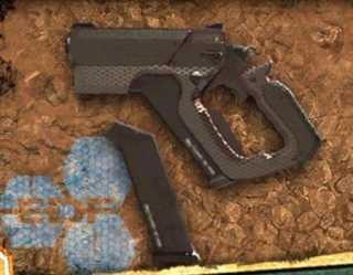 EDF Pistol