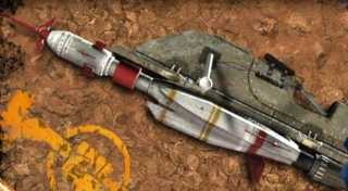 Thermobaric Rocket Launcher
