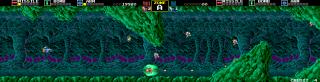The original Darius' massive screen size.