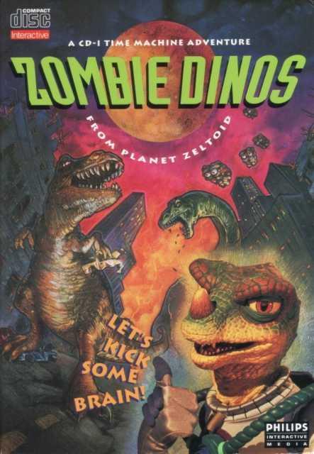 Zombie Dinos
