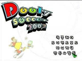 Dooly Soccer 2002