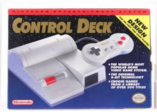 The box of NES-101
