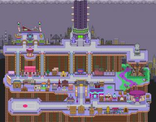 New Pork City in its entirety.