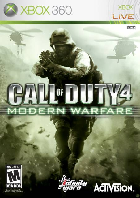 2007 Best Action Game