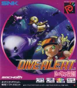 Dive Alert: Becky's Version