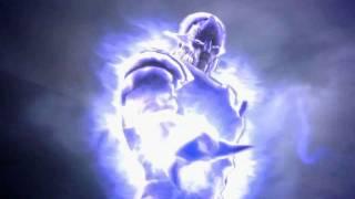 Saren unleashes his Biotic powers