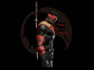 Kenshi's first appearance