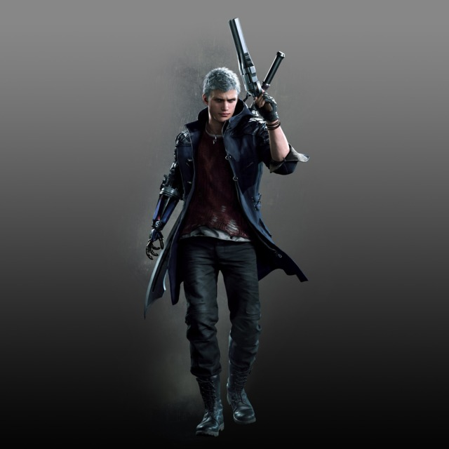 Along with the Devil Breaker System featuring a range of bionic arms, Nero returns with his sword