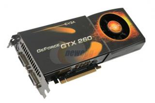 eVGA GTX 260