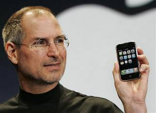 I created the iPhone, have you heard of it?