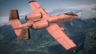 Flamingo Warthog.