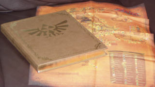Legend of Zelda Limited Edition Strategy Guide