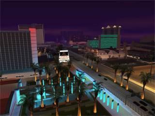The Strip, located in Las Venturas.