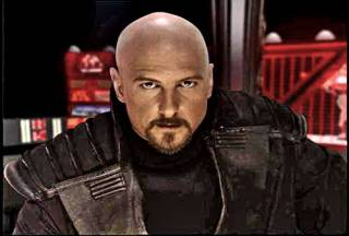 Kane, as he appears in Command & Conquer: Tiberian Sun.