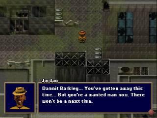Barkley Eluding Jordan in Barkley, Shut Up and Jam: Gaiden