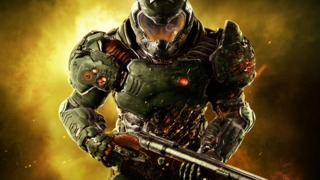 Is Doomguy one of the best characters we have seen, or maybe just good in context?