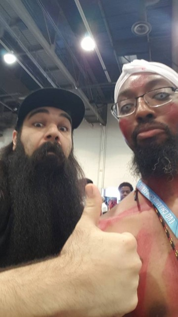 This is just one of ZenGaijin's many pictures of his time at EVO 2016!
