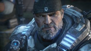 Gears of War 4's beard tech is still on point