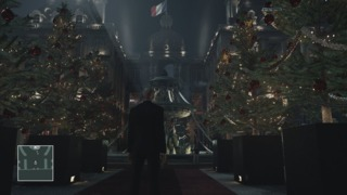 Even Hitman wishes you a Merry Christmas!