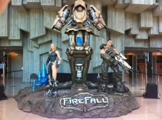 The ghost of Firefall will always haunt PAX.
