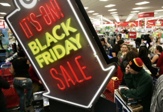 Hopefully, none of you were harmed during this Black Friday.