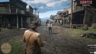 Of course, Red Dead Redemption is the big talking point this week.