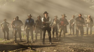 The community is still rightfully excited about Red Dead Redemption 2.