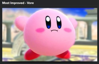I'll leave you to find out which Giant Bomb user talked about vore in their GOTY blog.