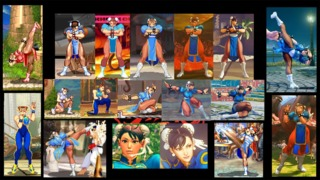 It's bananas to think last year also marked Street Fighter's 30th anniversary.