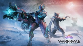 Warframe is the gift that keeps on giving!