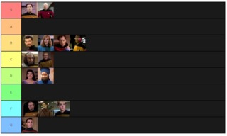 I'll say it, Guinan is overrated.