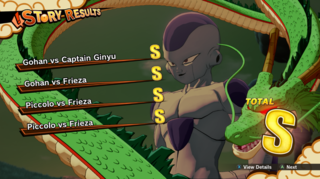 Ah, yes, S-Ranked Frieza!
