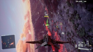 I miss the Ace Combat games.