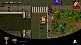 The successor to River City Rampage that you have been asking for this game is not. At least, according to bigsocrates.