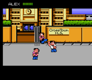 Speaking of River City Rampage, BARF!