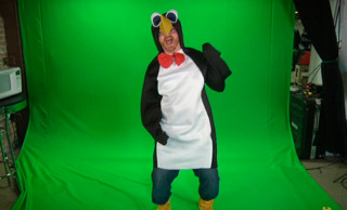 Ah, yes, the days when there was a lot of green screen tomfoolery on Giant Bomb.