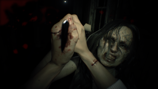My only issue with RE7 is that it maybe has one satisfactory boss battle.