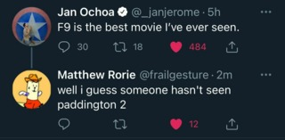 What if movie reviews came back?