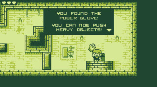 Is the look of original GameBoy games coming back?