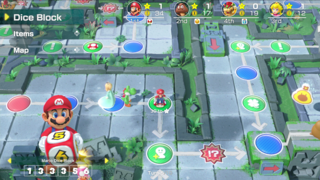 has another community member come around to Mario Party?