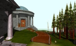 Low-poly Myst is the only Myst I know of.