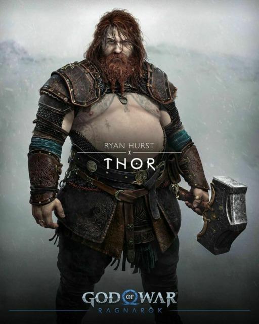 I also like this Thor design. It definitely has bara energy.