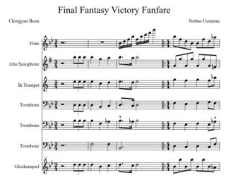 I think you all know what my favorite victory theme might be.