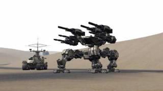 Standard Heavy Gunner