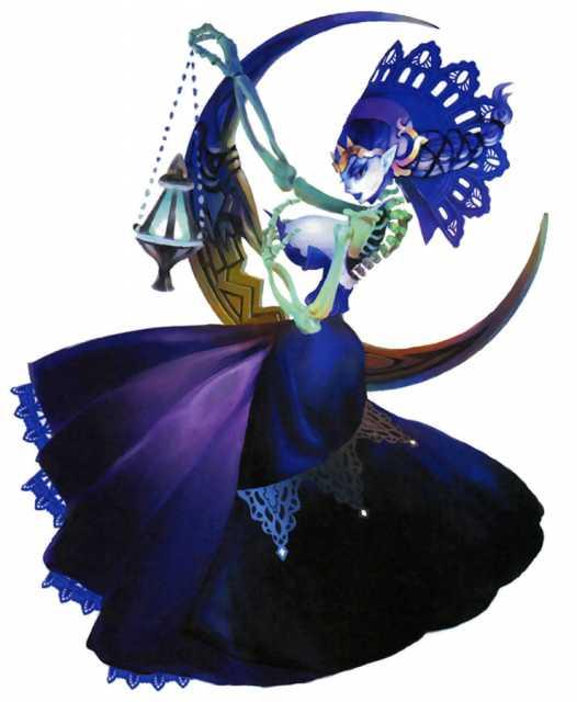 Queen Odette.
