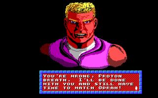 From the intro of the original Duke Nukem.