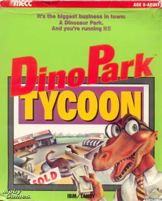 Dinopark Tycoon