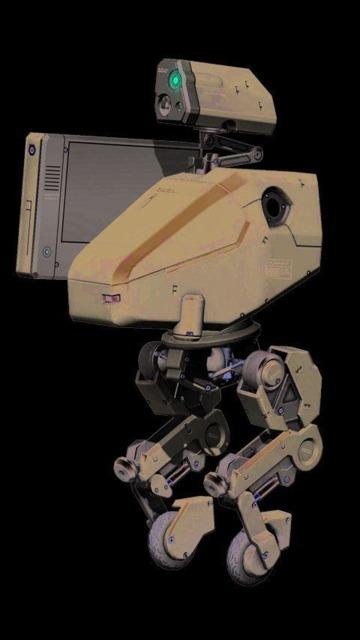 Metal Gear mk. III