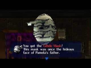 Gibdo Mask